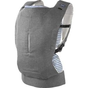 Переноска-кенгуру Chicco Myamaki Complete Grey Stripes
