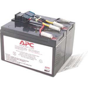 ИБП APC Сборка из 2 батарей для SUA750I (RBC48)