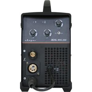 Инверторный сварочный полуавтомат Сварог REAL MIG 200 (N24002) Black