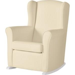 Кресло-качалка Micuna Wing/Nanny white/cream