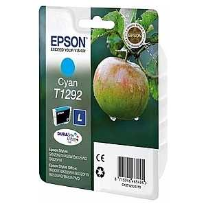 Картридж Epson Cyan Stylus (C13T12924011) картридж для принтера colouring cg cli 426c cyan