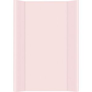 Матрас пеленальный Ceba Baby 70 см без изголовья на кровать 120*60 см PASTEL pink W-200-087-138