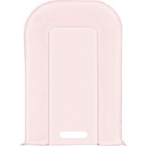 Матрас пеленальный Ceba Baby 70*50 см мягкий на комод с ручкой PASTEL pink W-114-087-138