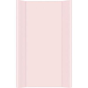 Матрас пеленальный Ceba Baby 80 см без изголовья на кровать 125*65 см PASTEL pink W-210-087-138