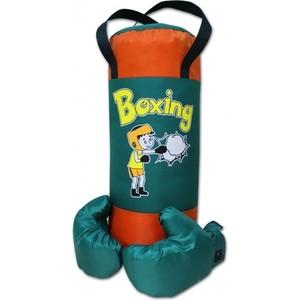 Набор BELON Груша и перчатки BOXING 2, оксфорд