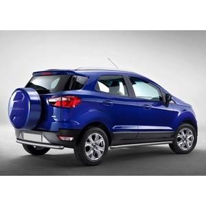 Купить Защита порогов d57 Rival для Ford Ecosport (2014-н.в.), R.1805.003