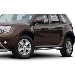 Купить Защита порогов d57 Rival для Nissan Terrano (2014-н.в.) / Renault Duster (2011-2015 / 2015-н.в.), R.4703.006