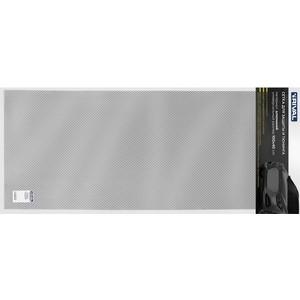 Купить Универсальная сетка 1000х400 R10 Rival для защиты радиатора, черная, 1 шт. (индивидуальная упаковка), INDIV.ZS.1001.2
