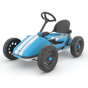 Педальная машинка-картинг Chillafish Monzi-RS (синий)