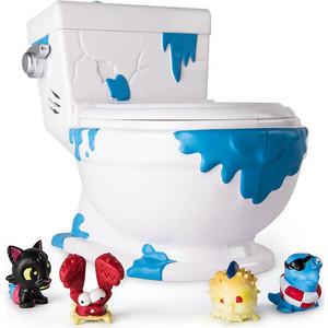 Игровая фигурка Flush Force Туалет-коллектор