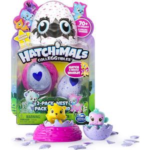 интерактивная игрушка Hatchimals коллекционная фигурка 2 штуки