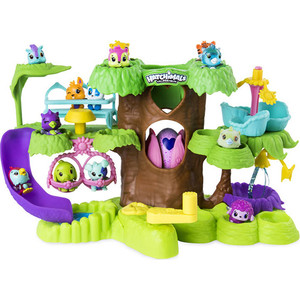 интерактивная игрушка Hatchimals игровой набор ''Детский сад для птенцов''