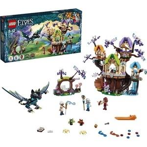 Конструктор Lego Эльфы Нападение летучих мышей на Дерево эльфийских звёзд