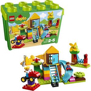 Конструктор Lego Дупло Большая игровая площадка