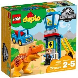 Конструктор Lego Дупло Jurassic World Башня Ти-Рекса