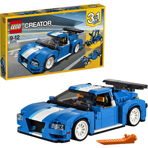 Конструктор Lego Криэйтор Гоночный автомобиль