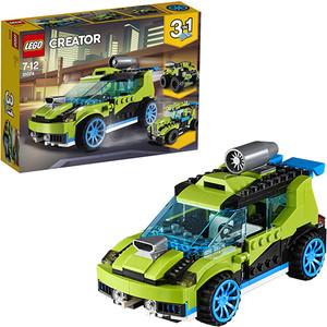 Конструктор Lego Криэйтор Суперскоростной раллийный автомобиль