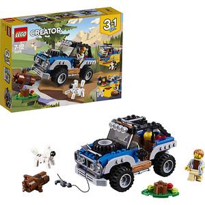 Конструктор Lego Криэйтор Приключения в глуши