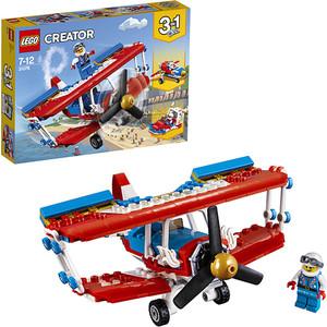 Конструктор Lego Криэйтор Самолёт для крутых трюков