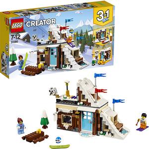 Конструктор Lego Криэйтор Зимние каникулы (модульная сборка)