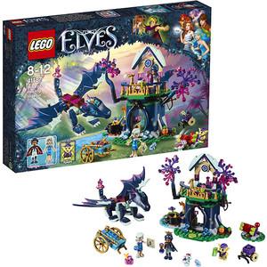 Конструктор Lego Эльфы Тайная лечебница Розалин
