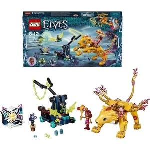 Конструктор Lego Эльфы Ловушка для Азари и огненного льва