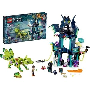 Конструктор Lego Эльфы Побег из башни Ноктуры