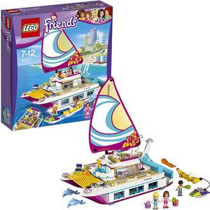 Конструктор Lego Подружки Катамаран Саншайн