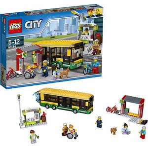 Конструктор Lego Город Автобусная остановка