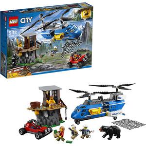 Конструктор Lego Город Погоня в горах