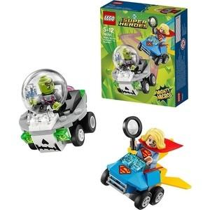 Конструктор Lego Супер Герои Mighty Micros- Супергёрл против Брейниака