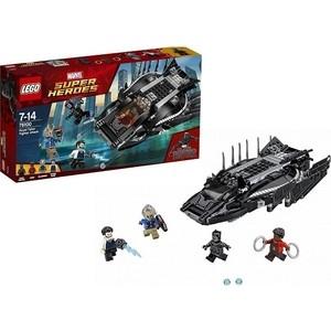 Конструктор Lego Супер Герои Нападение Королевского Когтя