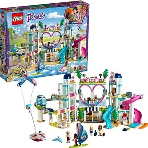 Конструктор Lego Подружки Курорт Хартлейк-Сити
