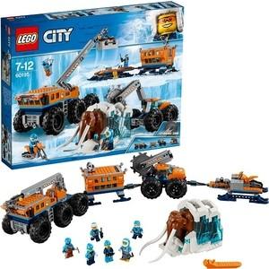 Конструктор Lego Город Арктическая экспедиция Передвижная арктическая база