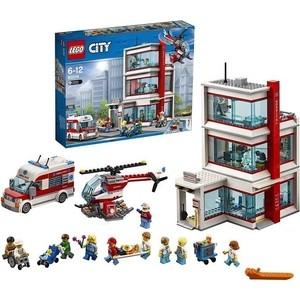 Конструктор Lego Город Городская больница