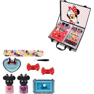 Игровой набор Markwins Minnie Детская декоративная косметика в кейсе