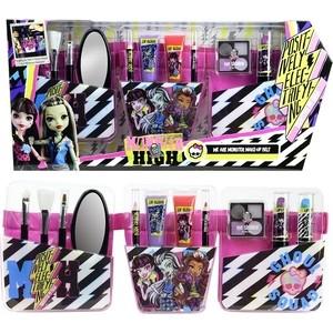 Игровой набор Markwins Monster High Детская декоративная косметика с поясом визажиста