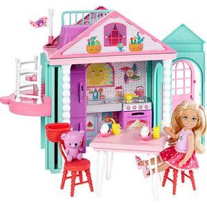 Кукла Mattel Barbie Домик Челси