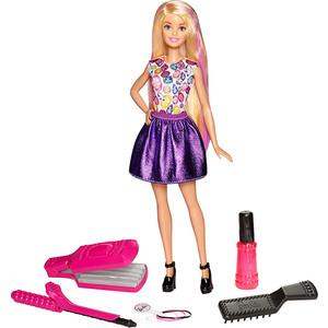 Кукла Mattel Barbie Игровой набор ''Цветные локоны''