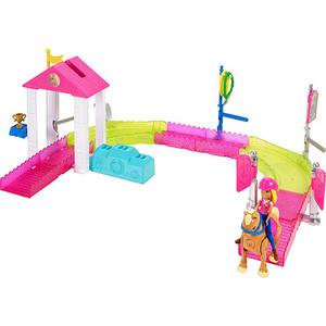 Кукла Mattel Barbie В движении Игровой набор ''Скачки''