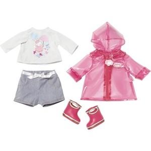 Аксессуар для куклы Zapf Одежда для дождливой погоды