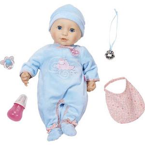 Кукла Zapf Мальчик многофункциональная, 43 см