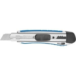 Нож Зубр Эксперт с сегментированным лезвием 18 мм (09176)