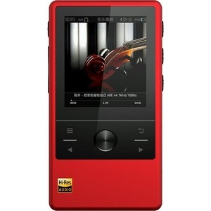 MP3 плеер Cayin N3 red