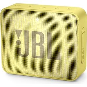 Портативная колонка JBL GO 2 yellow