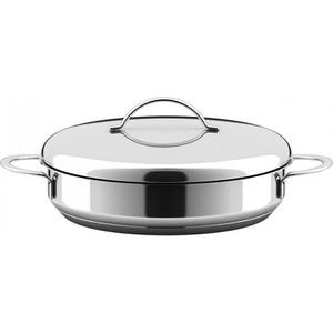 Сковорода -жаровня d 20 см ВСМПО-Посуда Гурман Классик (110220/111020)