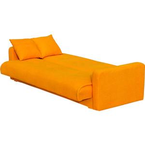 Диван Экомебель Астра оранжевый