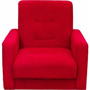 Кресло Экомебель Астра бордовая