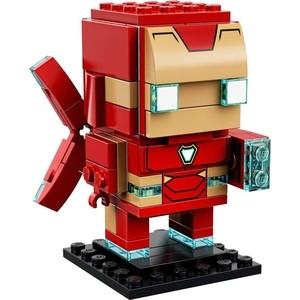 Конструктор Lego BrickHeadz Железный человек