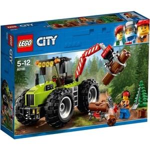Конструктор Lego City Great Vehicles Лесной трактор